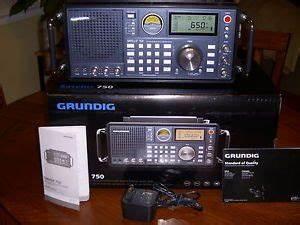 Grundig Satellit 3400 Professional Am Fm Shortwave Radio