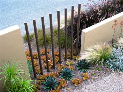 stupefying wrought iron fence decorating ideas