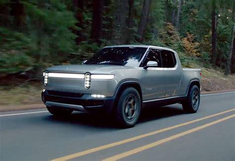 Rivian R1t Electric Truck Promises Insane Performance