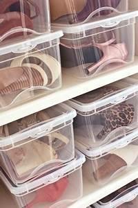 Boite A Chaussure Plastique : comment faire pour ranger ses chaussures ~ Teatrodelosmanantiales.com Idées de Décoration