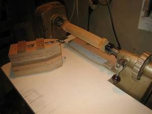 How does a wood lathe duplicator work ~ New Design Woodworking