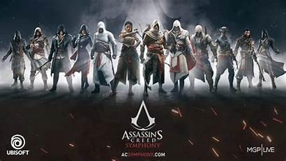 Creed Background Assassin Concept Symphony Pc Origins