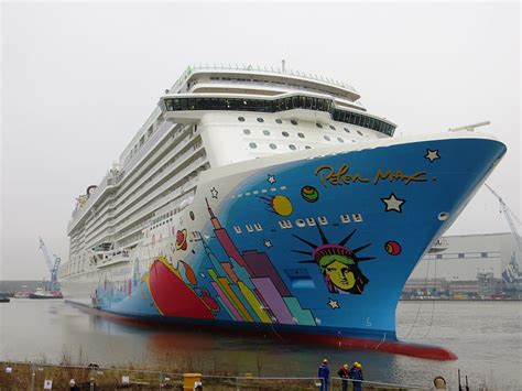 Child Drowns Aboard Norwegian Breakaway Cruise Ship U2013 GCaptain