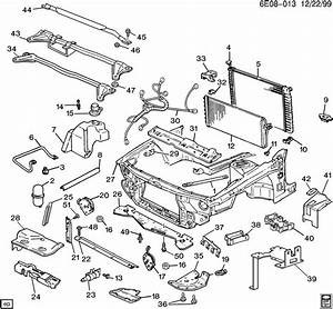 1998 Chevy S10 Belt Diagram