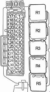 2005 Nissan Quest Fuse Box Diagram