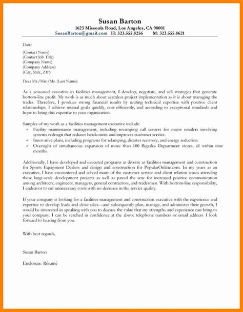 21364 exle of great resume 8 great cover letter exle resume type