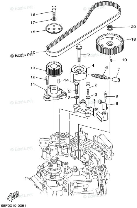 Yamaha Outboard Parts Year Oem Diagram For