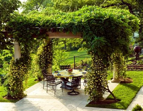 serenity garden design green gazebo designs bringing serenity into beautiful gardens