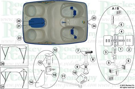 Sun Dolphin Paddle Boat Manual by Parts From Www Sundolphinboats