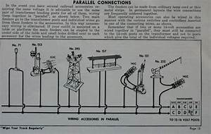 Wiring Lionel Postwar Accessories To 90 Push Buttons