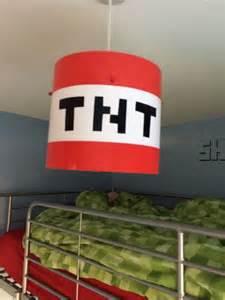TNT Minecraft Lamp