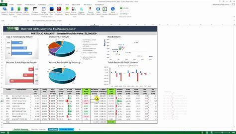 sle investment portfolio templates 8 excel stock portfolio template exceltemplates exceltemplates