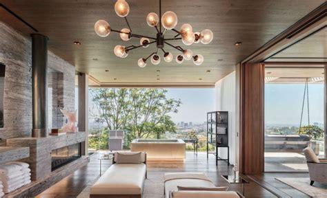 million newly built modern mega mansion  bel air