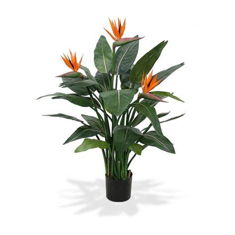 Artificial Bird of Paradise or Strelitzia plant