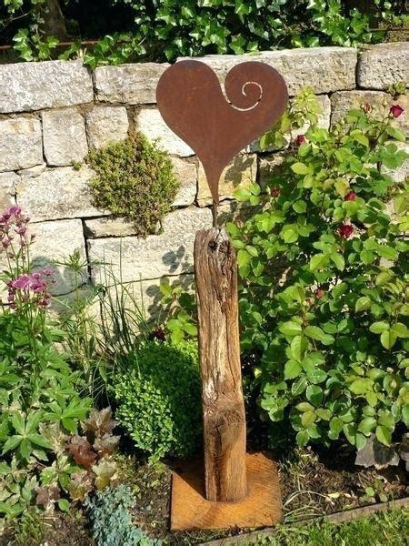 Garten Dekoration Holz by Gartendekoration Holz
