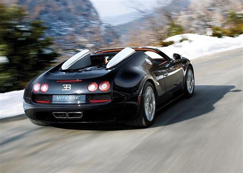 The world's fastest roadster is a bugatti. BUGATTI Veyron Grand Sport Vitesse - 2012, 2013, 2014, 2015 - autoevolution