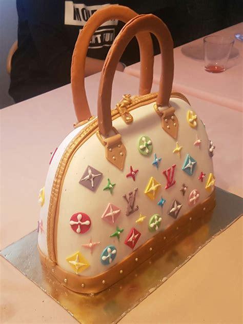louis vuitton purse cake cakecentralcom