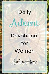 Daily Advent Devotional for Women Day 23 • The Littlest Way
