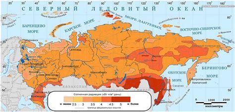 Месячные игодовые суммы суммарной солнечной радиации квт*чм2 для махачкалы