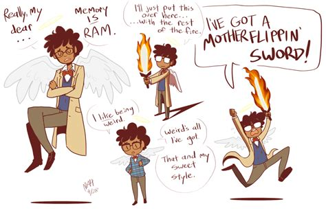 professormorriarty ive  hypothetical good omens