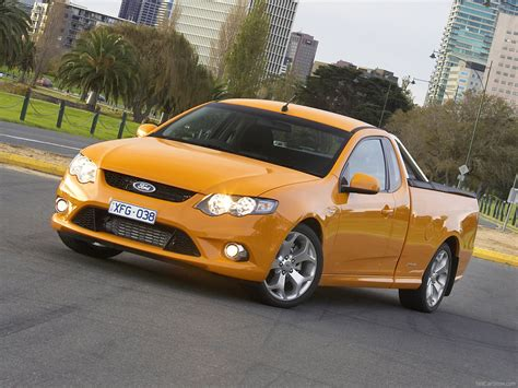 Ford Fg Falcon Ute Xr6 Photos Photogallery With 10 Pics