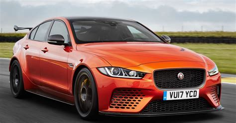 Gambar Mobil Jaguar Xe by 2018 Jaguar Xe Sv Project 8 Price And Review Caranddriver