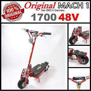 Mach1 E Scooter : mach 1 48 v m 1700 e scooter elektroscooter lectrique ~ Jslefanu.com Haus und Dekorationen