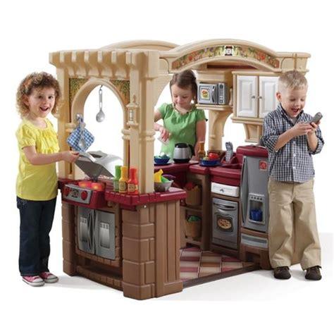 grand walk  kitchen grill kids play kitchen step