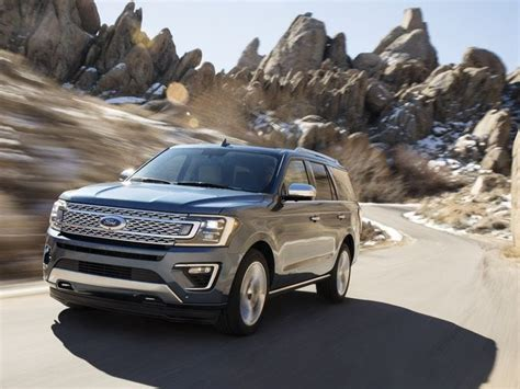 All-new 2018 Ford Expedition Full-size Suv