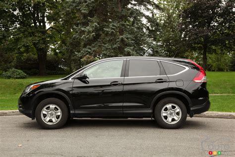 2013 Honda Cr-v Lx Review Editor's Review