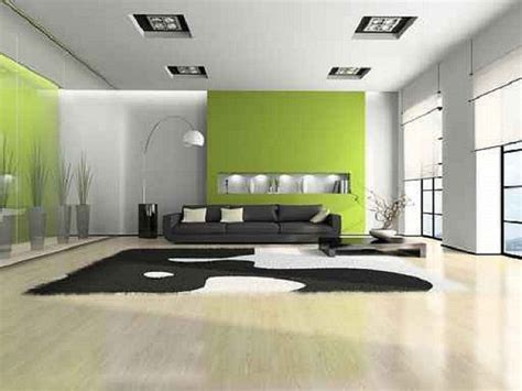 Interior House Painting Ideas Green White, Best Interior