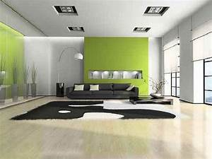 Interior house painting ideas green white interior paint for Ideas to paint interior of house
