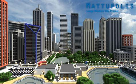 http www img 8minecraft 2013 03 minecraft mattupolis large modern city map 5 png de