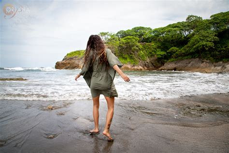 Outdoor Portraits With Daniela Costa Rica Photography