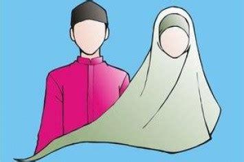 gambar kartun muslim laki laki berpeci khazanah islam