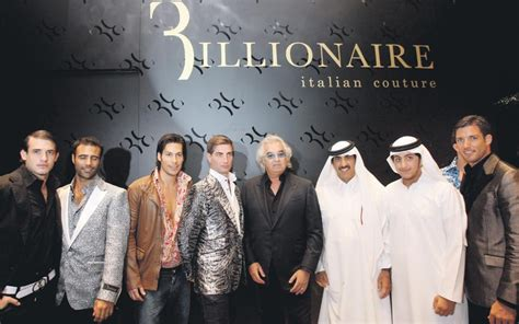 Fashion Brand Is New Focus For Briatore  Emirates 247