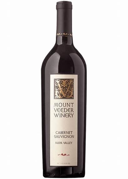 Veeder Cabernet Mount Sauvignon Winery Wine Napa