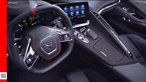 chevrolet corvette  stingray interior youtube