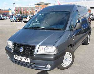 View Of Fiat Scudo 2 0 Jtd  Photos  Video  Features And