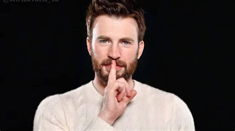 In Picture: Chris Evans Mistakenly Gives Instagram Fans a ...