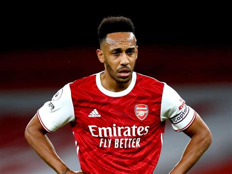 Arsenal star Pierre-Emerick Aubameyang's shirt heads to ...