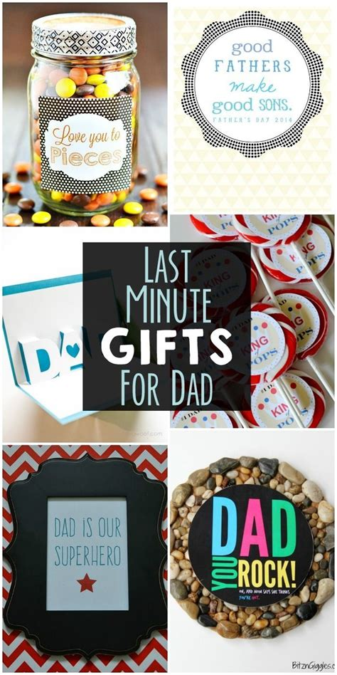 diy fathers day gifts dad birthday gift christmas