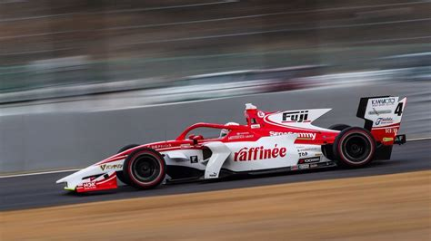Super Formula Has The Best Looking Open Wheel Cars This Year