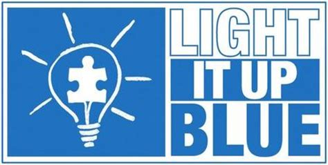 light it up blue light it up blue