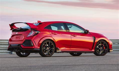 Honda Civic Hatchback, Type R Get Upgrades For 2019