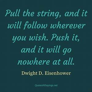 Pull the string... Pull String Quotes