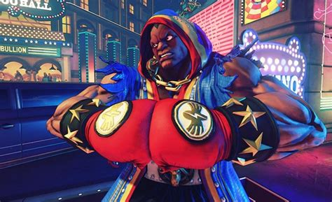 Capcom Reveals Balrog For Street Fighter V Teases Juri