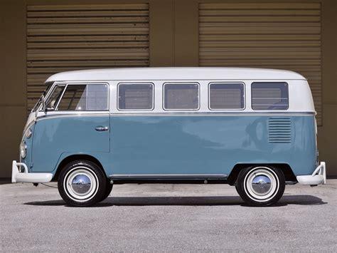 volkswagen van 1963 67 volkswagen t 1 deluxe bus van classic g wallpaper