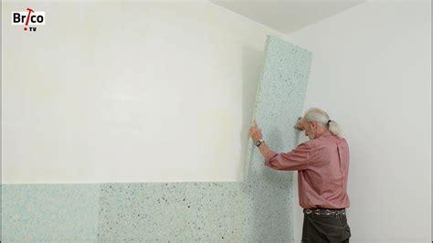 insonoriser une chambre acoustique poser une isolation phonique sur un mur tuto