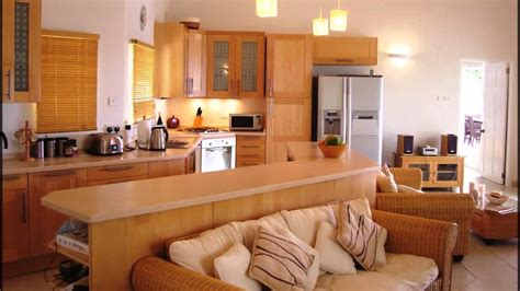 Wohnzimmer Küche Kombinieren by K 252 Che Mit Wohnzimmer